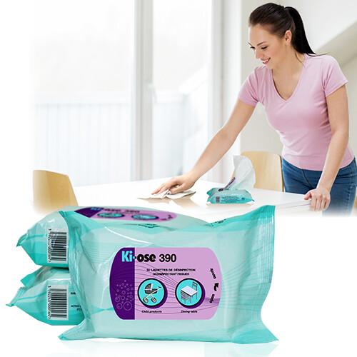 凱歐氏 航空認證抗菌濕紙巾(30抽x3包)組-商品有效期至2022/2月