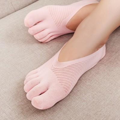 網狀透氣五指襪 (4.3折)