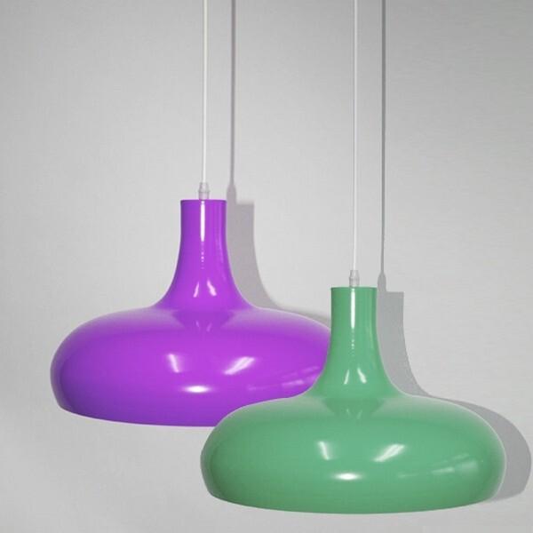 18park-顏色吊燈-7色 [綠,全電壓]