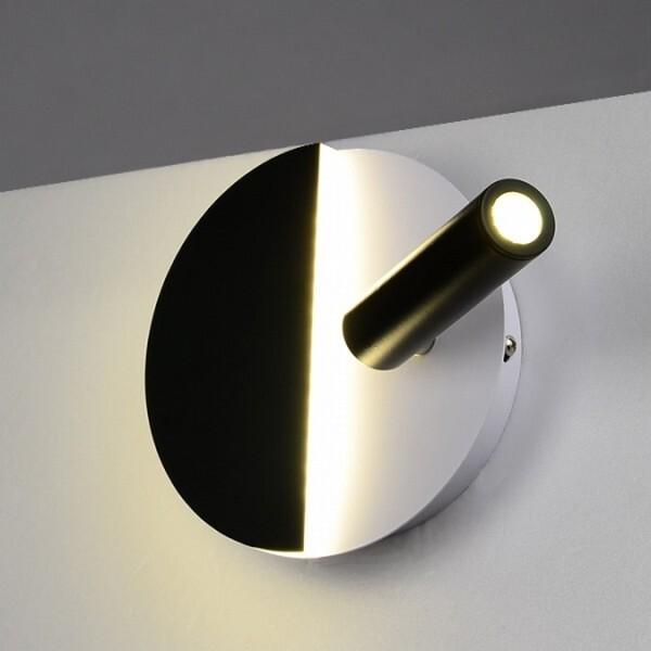 18park-直覺壁燈-圓款 [圓形,全電壓]