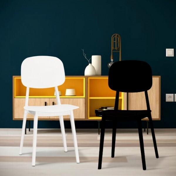 18park-哈達休閒椅-4色 [塑料,黑]