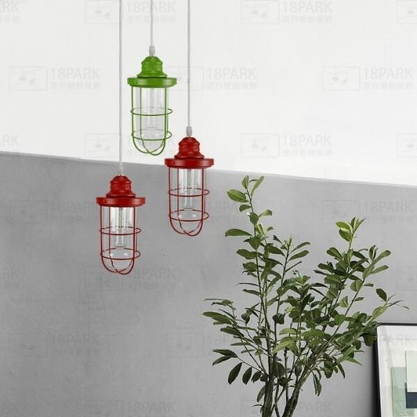 18park-地窖吊燈 [橘色,全電壓]