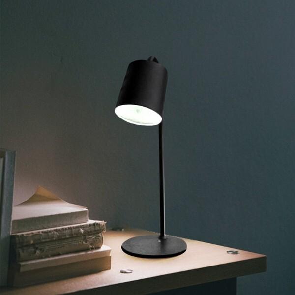18park-探照檯燈 [黑色,全電壓]