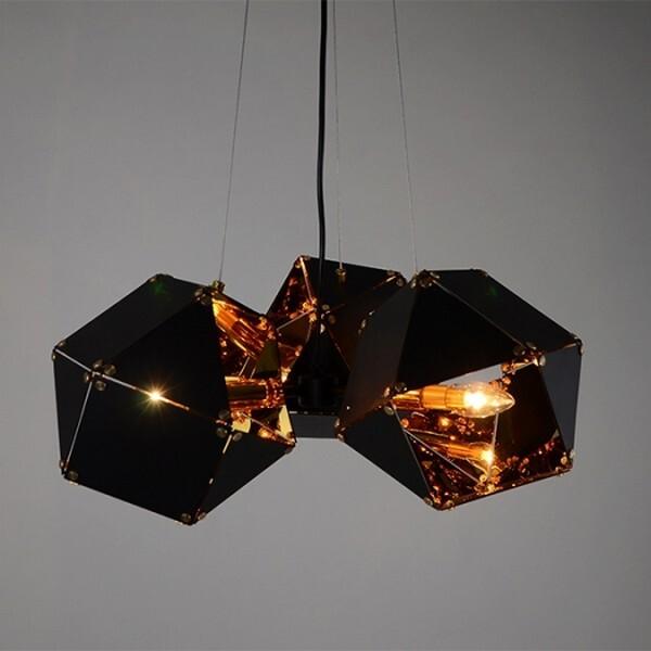 18park-樂巢吊燈 [三燈,全電壓]