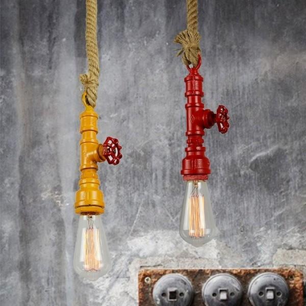 18park-水道吊燈 [綠色,全電壓]