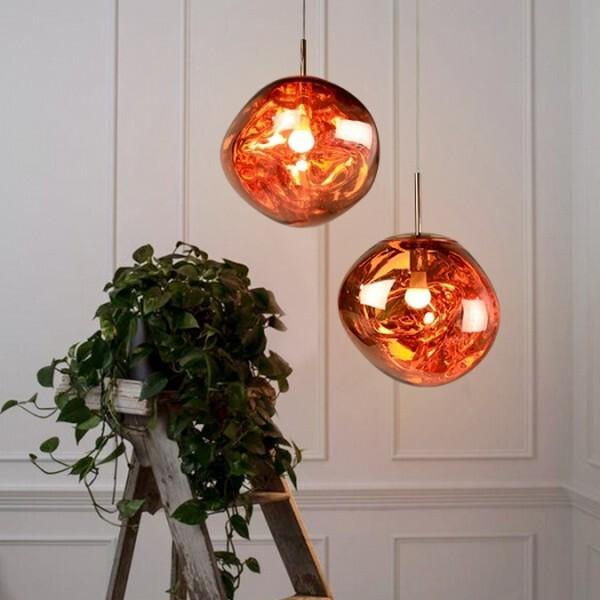 18park-秘境吊燈 [30cm,玫瑰金]