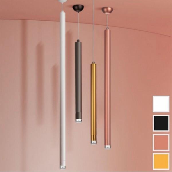 18park-立光點吊燈-3色 [3.2*40cm(玫瑰金),全電壓]