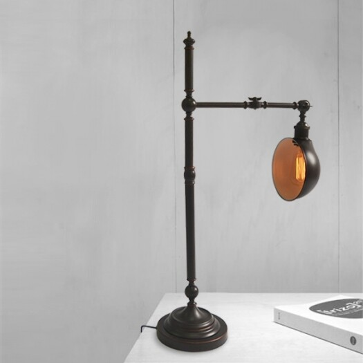 18park-科曼檯燈 [棕色,全電壓]