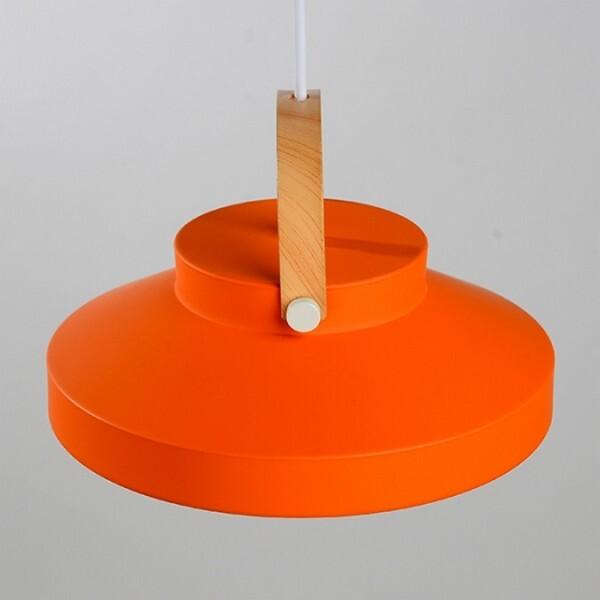 18park-拉提莎吊燈-7色 [橘色,小款]