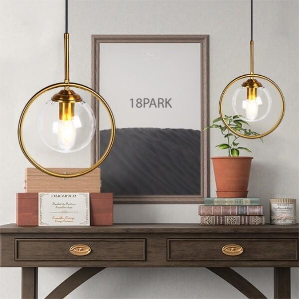 18park-同溫光吊燈 [15cm,全電壓]