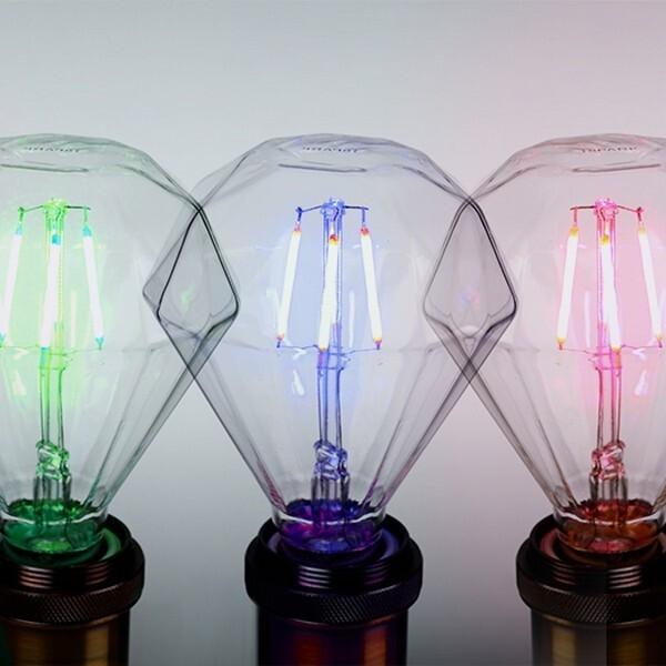 18park-led-e27-鑽石-4w [粉紅光,全電壓]