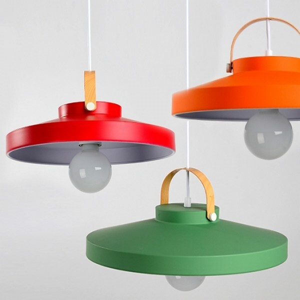 18park-拉提莎吊燈-7色 [橘色,大款]