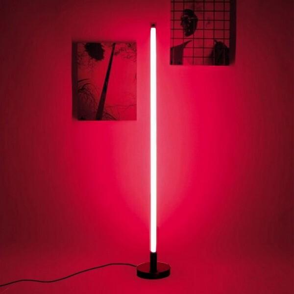18park-led霓虹落地燈 [30cm,暖白光]