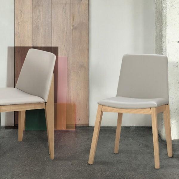 18park-科瑞餐椅 [布質,咖啡]
