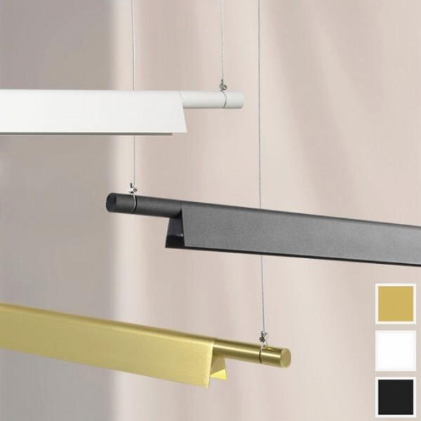 18park-金工室吊燈-3色 [180cm,金]