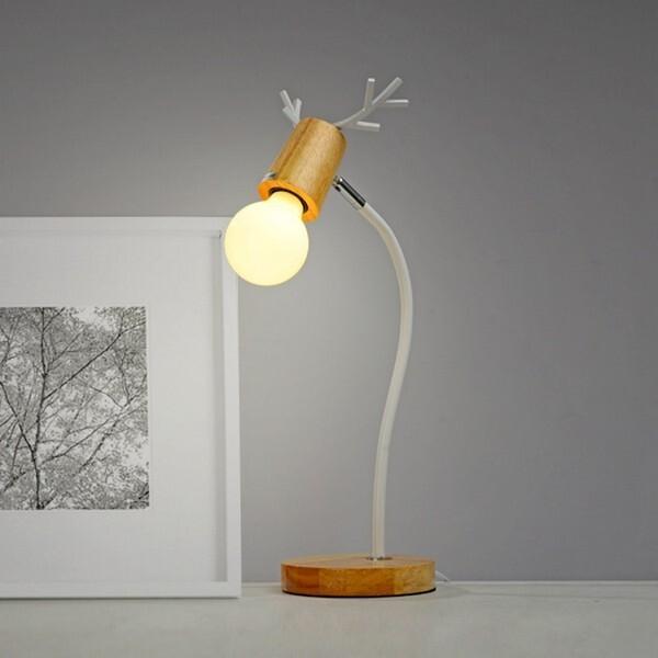 18park-小迷路檯燈 [白色,全電壓]