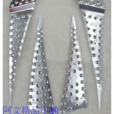 光陽 gp125 鋁合金 腳踏墊 防滑 腳踏墊 四件一組 kymco gp 125 鋁踏板 防滑 銀 (10折)