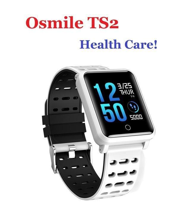 osmile ts2 健康管理運動手環