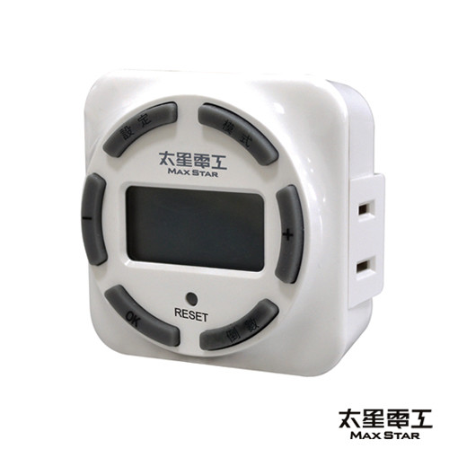 太星電工省電家族高效能數位定時器 otm314