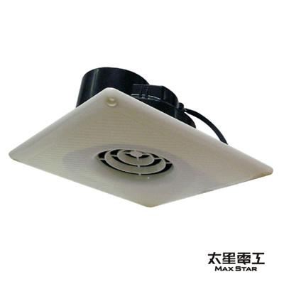 【太星電工】喜馬拉雅浴室用通風扇(直排式) WFS290 (5折)