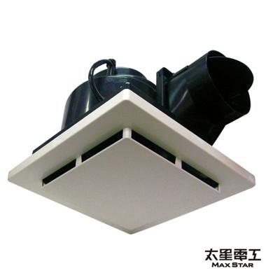 【太星電工】喜馬拉雅豪華型浴室用通風扇(側排式) WFS458 (4.3折)