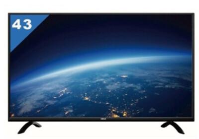 heran禾聯43吋led液晶電視 hf-43dag (含運不含裝) (5.9折)