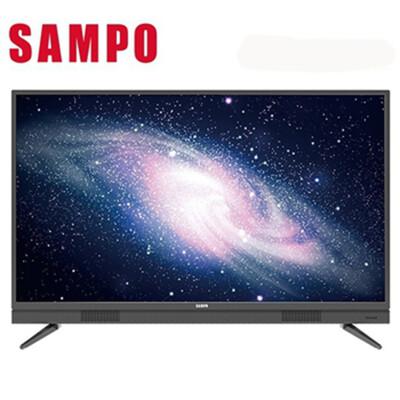 聲寶 32型低藍光液晶顯示器+視訊盒 em-32ba100(含運不含安裝) (7.2折)