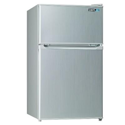 SAMPO聲寶 100L雙門小冰箱 SR-A10G(含運不含裝) (7.5折)