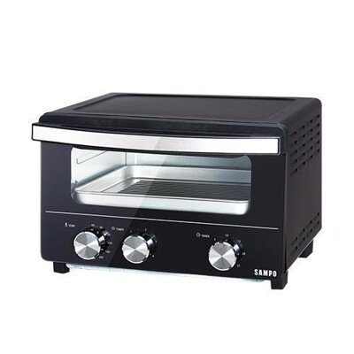 SAMPO聲寶 15L蒸氣加濕電烤箱 KZ-SA15W (4.2折)