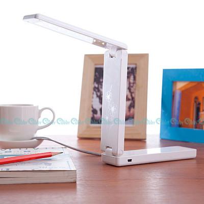 Z字型折疊LED桌燈 / USB檯燈 (4.6折)