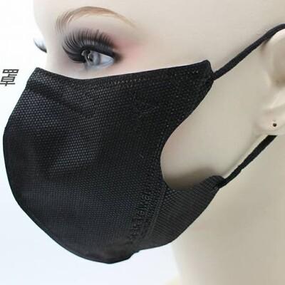 淨新 成人3D 細耳 三層 醫用口罩 台灣製一盒50入(盒裝)(含發票) 金帆科技 (8折)