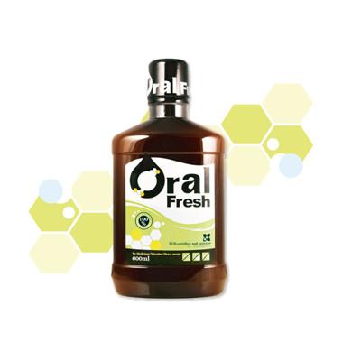 Oral Fresh歐樂芬天然口腔保健液-600ml (8.7折)
