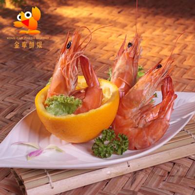 【金車】鮮蝦500g/包(/中x8)超值組T (8.5折)
