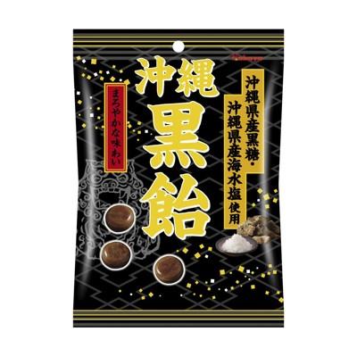 +東瀛go+ kabaya 卡巴 沖繩黑糖飴 103g 鹽黑糖 沖繩產黑糖 婚禮糖果 日本糖果 (10折)