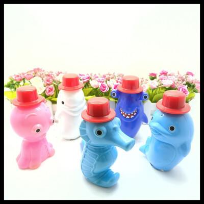 現貨動物泡泡水 台灣製 安檢合格 泡泡水 兒童玩具 慶生 造型泡泡水 海洋 恐龍氣球快易 (6折)
