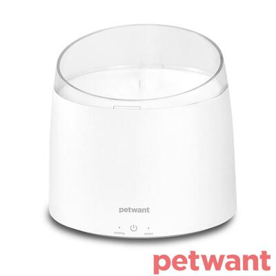 PETWANT 紫外線渦流循環寵物活水機 W2-UV-TW (全配版)-白色 (5折)