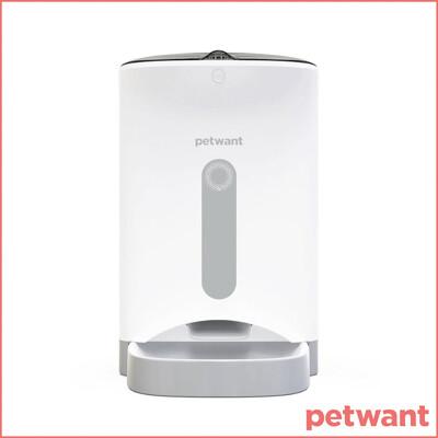 【PETWANT】自動寵物餵食器 PF-102-TW 灰 (5折)