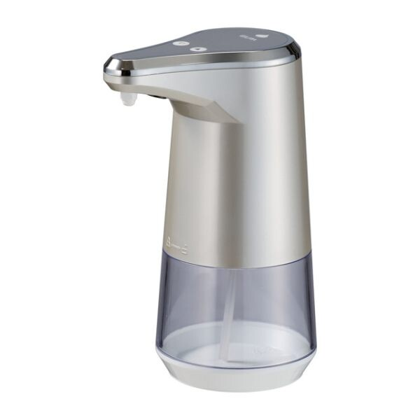 elpa 泡沫自動給皂洗手機(慕斯專用)+美琪抗菌洗手慕斯補充瓶500ml 洗手樂趣多 小朋友愛洗手
