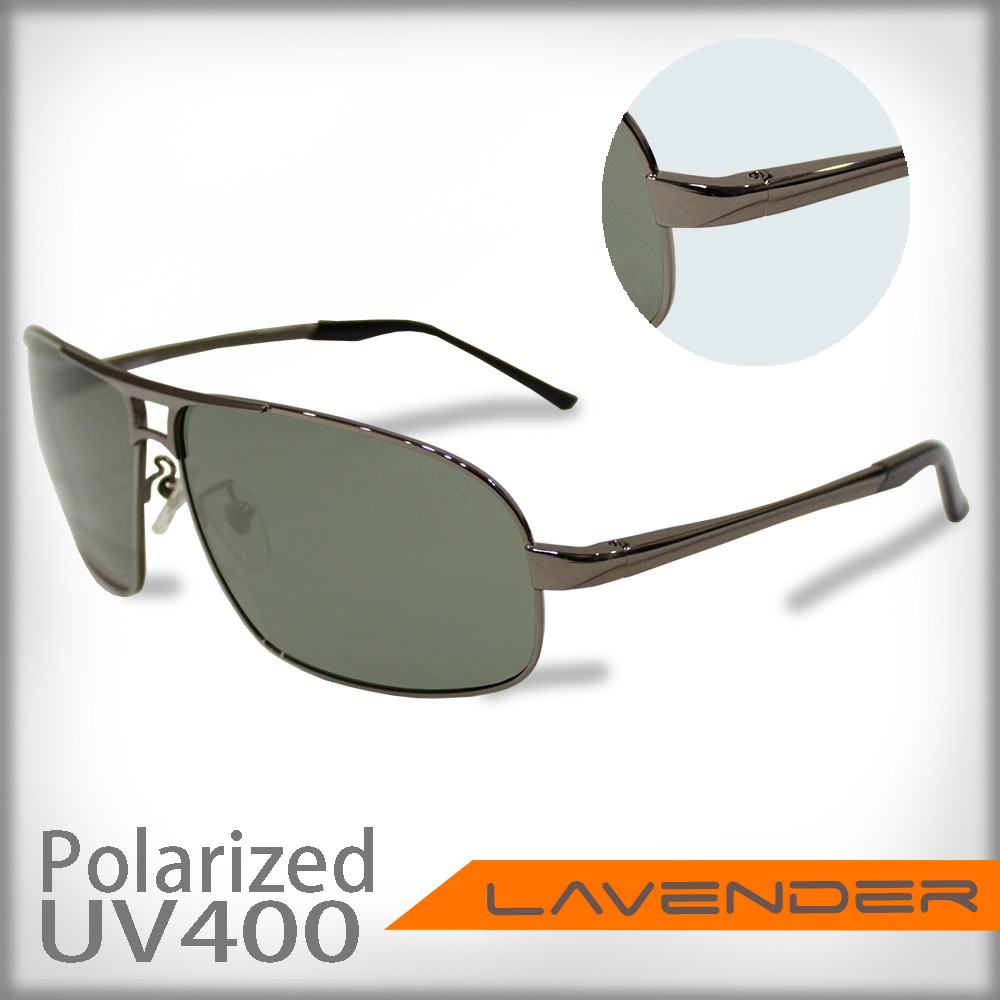 lavender偏光片太陽眼鏡1440 c1 黑色