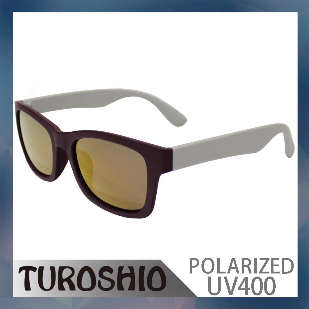 turoshio tr90 韓版偏光太陽眼鏡 h14052 c3 咖啡/灰贈鏡盒拭鏡袋螺絲起子