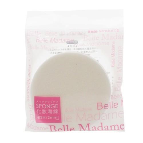 belle madame 貝麗瑪丹 化妝海綿 (1入)  上妝/妝容/服貼