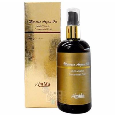 Amida 摩洛哥阿甘油(100ml) 專業美髮沙龍 護髮油/摩洛哥油/沙龍護髮/母親節/母親節禮物 (7.5折)