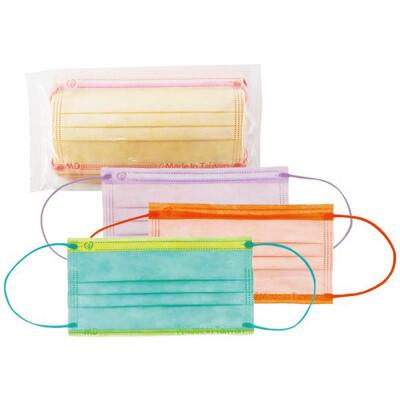 盛籐~蜜糖系列 成人平面醫療用口罩(10入) 款式可選  MD雙鋼印 DS001122 (5.6折)