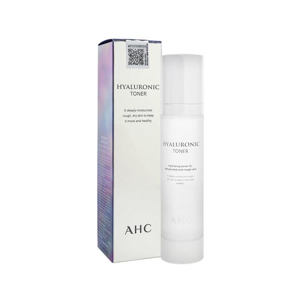 韓國 a.h.c~玻尿酸神仙水(100ml)  透明質酸b5 化妝水/保養水/妝前水