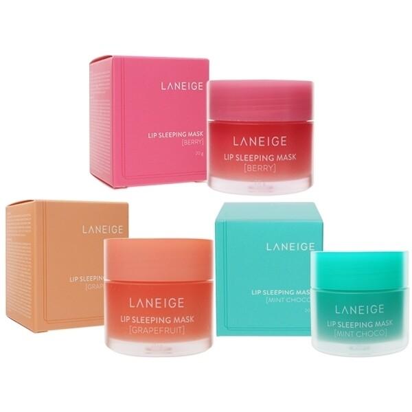 laneige 蘭芝~晚安唇膜(20g) 款式可選唇膜/唇部保養/保濕唇膜