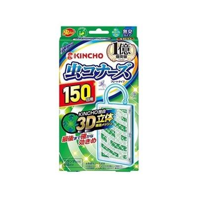 日本金鳥 KINCHO 防蚊掛片(150日) 驅蚊/防蚊片/日本防蚊片 D544505 (7.7折)