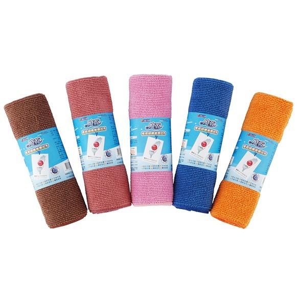 魔乾 極超細纖維擦拭布(萬用巾)1入 顏色隨機出貨 抹布/擦拭布/超吸水抹布