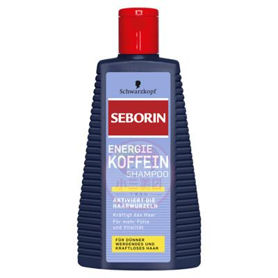 Schwarzkopf 施華蔻 Seborin~咖啡因洗髮露(250ml)  洗髮精/頭皮清潔/去屑 (6.2折)