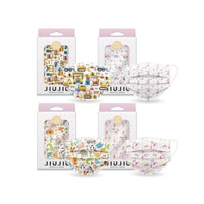 親親 JIUJIU~幼幼醫用口罩(10入)美人魚/獨角獸/動物ABC MD雙鋼印 DS000523 (5折)