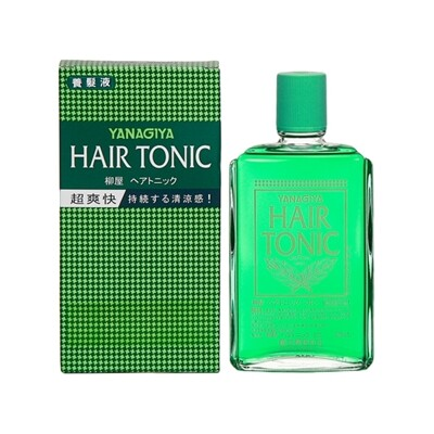 yanagiya 日本柳屋~髮根營養液240ml (日本平輸) 髮根營養液/美髮修護/頭髮保養 (4.6折)